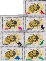 Romania 5394-5400 (complete Issue) Unmounted Mint / Never Hinged 1999 Clear Brands - Nuovi