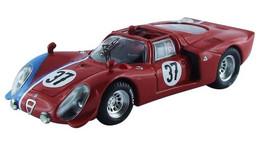 Alfa Romeo 33.2 - Gosselin/Trosch - Test Le Mans 1968 #37 - Best Model - Best Model