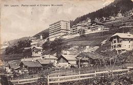 LEYSIN (VD) Partie Ouest Et Clinique Miremont - Ed. Dénéraz 7029 - VD Waadt