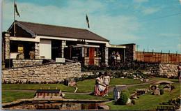 Pentre Bach Model Village, Rhyl, Denbighshire, Wales - Denbighshire