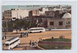 SOUSSE - Place Pichon - Autobus - Ed. V. Slama - Tunisia