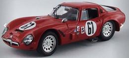 Alfa Romeo TZ 2 - T. Zeccoli - Sebring 1966 #61 - Best Model - Best Model
