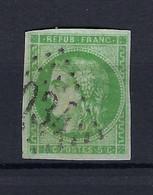 Frankreich Mi.39a Gestempelt Kat.160,-€ - 1870 Bordeaux Printing