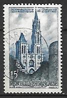 FRANCE    -   1958 .  Y&T N° 1165 Oblitéré.  Senlis - Usati