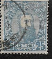 Congo Belge - Etat Indépendant Le Roi Léopold II Y&T N°8 Obl  LOT N° C107 - Otros