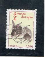 FRANCE   2011  Y.T. N° 4531  Oblitéré - Sin Clasificación