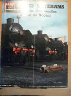 Vie Du Rail 1166 1968 Savignac Les Eglises Joncherolles Nogent Wagon Lit Saint Ouen Auchan Roncq Brigue - Trains