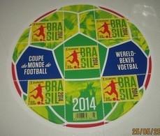 België 2014 Brasil 4422** Wereldbeker Voetbal In Brazilië - Fussbal - Football - Coupe Du Monde - Nuevos