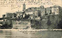 20 - Bastia - La Citadelle - Voyagée En 1925 - CPA - Voir Scans Recto-Verso - Bastia