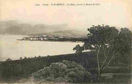 20 - Saint Florent - La Baie Vue De La Route De Calvi - CPA - Voir Scans Recto-Verso - Autres Communes