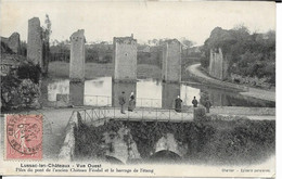 86 - Vienne - Lussac Les Chateaux - - Non Classificati