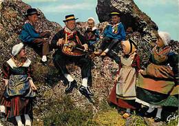 Folklore - Musique - Auvergne - Groupe Folklorique Les Enfants De L'Auvergne De Clermont Ferrand - Un Air De Vielle - Fl - Music
