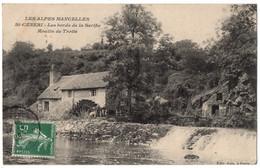 CPA 61 - SAINT CENERI (Orne) - Moulin De Trotte - Autres Communes