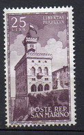 1945 Palazzo Del Governo N 278 Nuovo MLH* - Ongebruikt