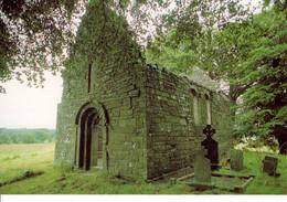 Irlande Tipperary Monaincha Church Eglise Histoire Patrimoine Tombe Cimetiere Nature - Tipperary