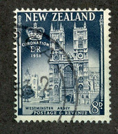 """BC 7971 """"Offers Welcome"""" Scott 283 Used - Used Stamps"""