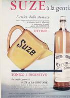 (pagine-pages)PUBBLICITA' SUZE   Vienuove1960/31. - Altri