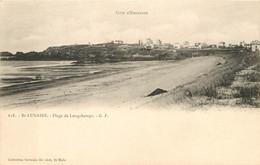 SAINT LUNAIRE CARTE PRECURSEUR PLAGE DE LONGCHAMPS - Saint-Lunaire