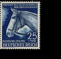 Deutsches Reich 779 Deutsches Derby  MNH Postfrisch ** Neuf - Nuevos