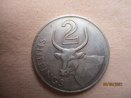 Gambie: 2 Shilling 1966 - Gambia