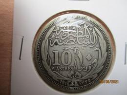 Egypte 10 Piastres 1916 - Egypte