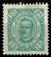 Angola, 1893/4, # 29a Dent. 11 3/4, P. Pontinhado, MH - Angola