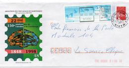 Prêt à Poster - MARTINIQUE - Abolition De L' Esclavage En MARTINIQUE - Prêts-à-poster:  Autres (1995-...)