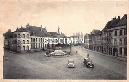 Place De Lille Et Monument Français - Tournai - Tournai