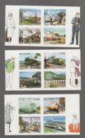 "FRANCE / 2014 / Y&T N° AA  999/1010 ** : ""Trains"" (les 12 TVP LP De La BC999) X 1 - Luchtpost"