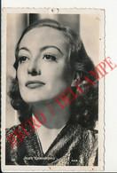 Vintage Joan Crawford Portrait Photo Cinéma CP 68/26 - Entertainers