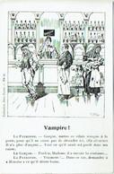 Bruxelles. Ligue Contre L'Alcoolisme. Vampire !... Collection Bien Social. - Health, Hospitals
