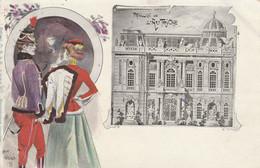 Illustration De Jack Abeillé - Pavillon De L'Autriche - Exposition - Exhibitions