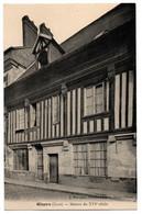 CPA 27 - GISORS (Eure) - Maison Du XVIe Siècle - Ed. J. Bourgeix - Gisors