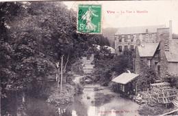 14 - Calvados -  VIRE -  La Vire A Martilly - Lavoir - Vire