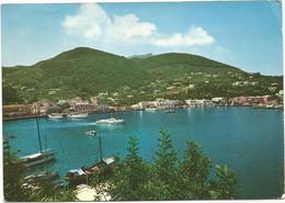P5470 Ischia (Napoli) - Panorama Dal Porto - Barche Boats Bateaux / Viaggiata 1967 - Andere Steden