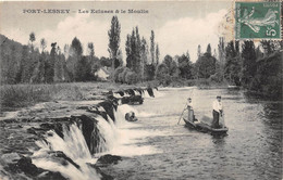 PORT LESNEY - Les Ecluses Et Le Moulin - Sonstige Gemeinden