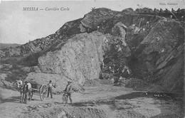 MESSIA - Carrière Carle - Altri Comuni