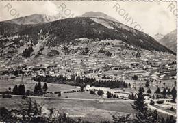CARTOLINA  PONTE DI LEGNO M.1260,BRESCIA,LOMBARDIA,PANORAMA DALLA STRADA DEL TONALE, VACANZA,MONTAGNA,VIAGGIATA 1959 - Brescia
