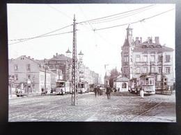 TRAM / Dresden, Am Strassenbahnhof Mickten Vor 1919 --> Unwritten (not Old) - Strassenbahnen