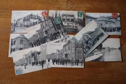 Collection Cpa Et Carte Photos De SURESNES  Hauts De Seine Usines Et Divers - Suresnes