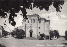 CARTOLINA  NUMANA,ANCONA,MARCHE,PIAZZA DEL SANTUARIO,SPIAGGIA,ESTATE,LUNGOMARE,VACANZA,BELLA ITALIA,VIAGGIATA 1963 - Ancona