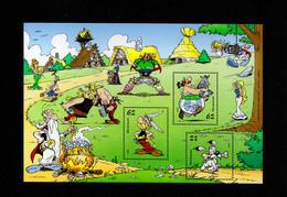BRD 2015, Block 80, Asterix Und Obelix - Postfrisch ** - Se-Tenant