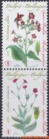 België 2010 - Mi:4046/4047, Yv:3981/3982, OBP:4000/4001, Stamp - XX - Gentian Floralien - Unused Stamps