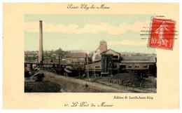 63 SAINT-ELOI-les-MINES - Le Puit Du Manoir - Saint Eloy Les Mines