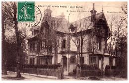 14 DEAUVILLE - Villa Réséda - Jean Bertier - Deauville