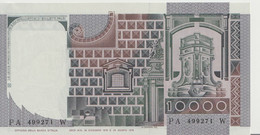 ITALY P. 106a 10000 L 1978 AUNC - 10000 Lire