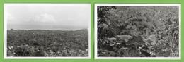 Dili - 2 REAL PHOTOS - Hospital E Baía - Timor - East Timor