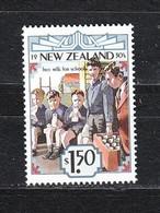 Nuova Zelanda   - 1993. Crisi Anni '30. Latte Gratis Per I Bambini. Crisis Of The 1930s. Free Milk For Children. MNH - Alimentación