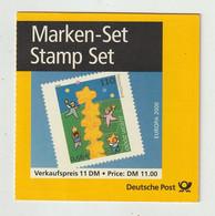 Bundesrepublik Deutschland - 2000 - Markenheftchen Mi. 41 ** (1328) - Booklets