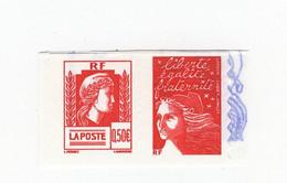 Paire Du Carnet Marianne D'Alger YT  P3716 . Pas Courant , Voir Le Scan . Cote YT : 5.50 € , Maury N° 41 A : 5 € . - Abarten: 2000-09 Ungebraucht